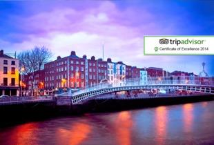 From £69pp (with Tour Center) for a 2-night Dublin break with accommodation and return flights - save up to 25%