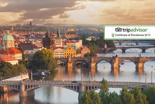 From £89pp (from iFly) for a 2nt 4* Prague break inc. return flights, from £109pp for 3nts - save up to 56%