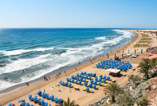 From £169pp instead of up to £291.42pp (from Major Travel) for 5nt self-catering Gran Canaria and return flights - save up to 42%