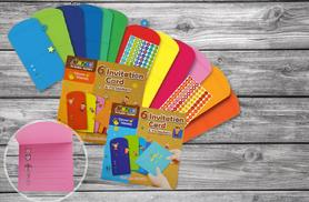 £4.99 instead of £9.99 (from Hungry Bazaar) for 1 set of 'make-your-own' party invitations, £5.99 for 2 sets - save up to 50%