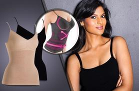 £8 instead of £39.99 (from Fizzy Peach) for a Germanium contouring vest - save 80%
