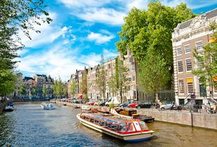 £178 (from Superbreak) for a 2nt half-term Amsterdam cruise for up to 4 inc. shows by One Direction & The Wanted tributes, en-suite cabin & coach transfers