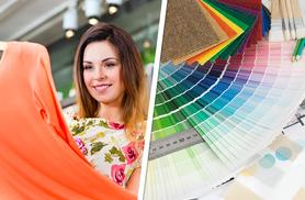 £19 instead of £129 (from SMART Majority) for an online colours analysis course - save 85%