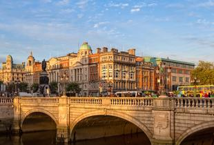 From £69pp (from ClearSky Holidays) for a two-night 5* Dublin spa break including flights, from £119 for three nights - save up to 36%!