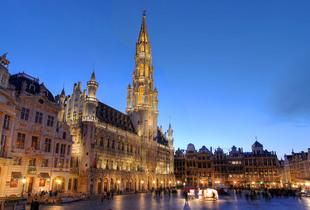 From £129pp instead of up to £194.71pp (from Major Travel) for a 2-night 4* Brussels break including return flights - save up to 34%