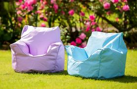 £19.99 (from Sue Ryder) for a kids' beanbag chair - pick from two colours