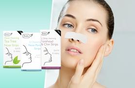 £6 instead of £17.99 (from Quick Style) for 18 facial pore cleansing strips - save 67%