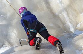 £50 instead of £59 for an ice climbing experience for one at Covent Garden and Manchester from Activity Superstore - save 15%