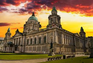 From £99pp (from ClearSky) for a 2nt Belfast stay for 2 inc. b'fast & flights, from £159pp for 3-nts - save up to 35%