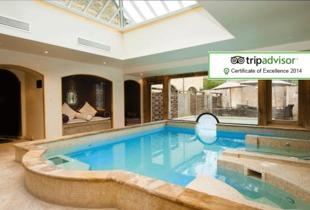 From £199 (at Charlton House Hotel) for a 4* overnight spa break for 2 inc. 40-minute treatment each, 2-course dinner, wine and breakfast - save up to 35%