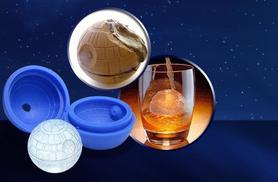 £3.99 (from Unusual Giftz) for a Death Star mould, £6.99 for two or £8.99 for three - save up to 56%
