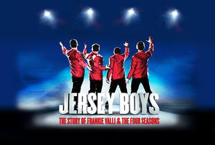 £109pp (with Omega Holidays) for an overnight London stay and a top-price ticket to see Jersey Boys live at Piccadilly Theatre - choose from two hotels!