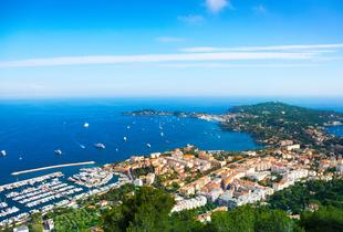 From £99pp instead of up to £157.09pp (from iFly) for a 2-night Nice break including flights, from £129pp for 3 nights - save up to 37%