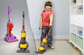 £19.99 instead of £39.99 (from Fancy Suits) for a kids' replica Dyson vacuum cleaner - get them started early and save 50%
