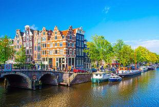 From £89pp (from Crystal Travel) for a two-night 4* Amsterdam break including flights, from £149pp for three nights - save up to 29%