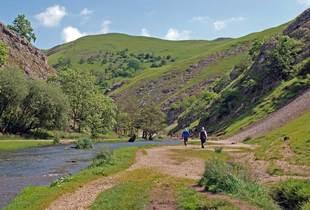 From £89 for a Peak District stay with breakfast and three-course dinner or from £105 to include hot tub access at the Dog & Partridge Country Inn