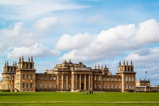 From £149 (The Feathers Hotel) for an overnight stay with breakfast, three-course dinner, a gin and tonic and entrance to Blenheim Palace, Oxfordshire - save up to 44%