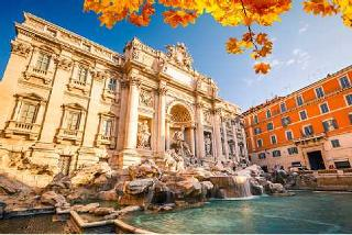From £119pp (with iFly) for a two-night Rome break with breakfast return flights and a Baroque city tour, from £149pp for three nights - save up to 40%