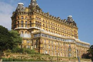 £49 for an overnight Scarborough stay for 2 including buffet dinner, bottle of wine, breakfast and late checkout, £89 for 2 nights at Britannia Grand Hotel