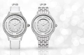 £18 instead of up to £45 for a ladies' Lipsy watch from Wowcher Direct - choose from 7 designs and save up to 60%