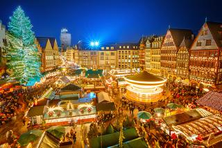 From £79pp (from ClearSky) for a 2nt Christmas market break in a choice of European cities inc. flights, from £119pp for 3nts - save up to 51%