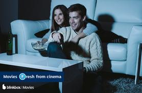 99p instead of up to £3.49 for one film rental from blinkbox Movies, where movies are brought to you fresh from the cinema - save up to 72%