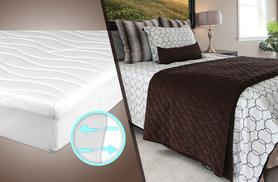 £89 (Sleep Solutions) for a single MF mattress + pillow, £119 for a dbl + 2 pillows, £129 for a king or £159 for A super king - save up to 56%