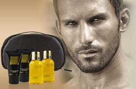 £10 instead of up to £16.05 for a 5-piece Baylis & Harding gift set for men from Wowcher Direct - save up to 38%