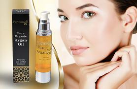 £9.99 instead of £29.99 (from Body Toxing) for a 50ml bottle of 100% pure Argan Oil from a choice of three scents - save 67%