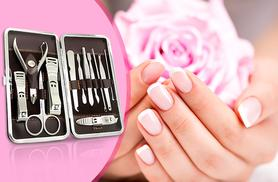 £5.99 instead of £19.99 (from Eden Organic Care) for a 12-piece nail manicure kit or £9.99 for two kits - save up to 70%