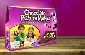£4.99 instead of £12.99 for a chocolate picture maker from Wowcher Direct - save 62%