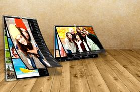 £9 instead of £23.98 (from Cewe Photoworld) for a personalised A4 photo calendar, £12 for A3 - save up to 62% + DELIVERY INCLUDED!
