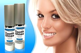 £8 instead of £19.50 (from Hollywood Smiles) for a 15ml bottle of tooth gloss, £14 for 2 - save up to 59%