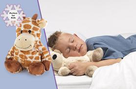£8.99 instead of £24.86 for a Cozy Plush™ microwavable teddy bear with lavender scent from Wowcher Direct - save 64%