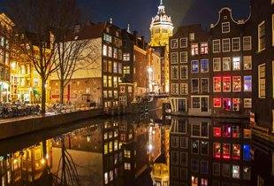 From £79pp instead of up to £130.48pp (from Tour Center) for a 2nt Amsterdam stay inc. flights and optional tours - save up to 39%