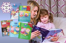 £7.99 instead of £14.99 (from Penwizard) for a personalised Peppa Pig children's softback book - save 47%