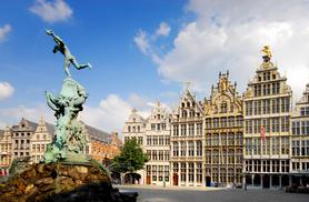 From £99pp (with Clear Sky) for a 2-night Antwerp break including flights, or from £129pp for 3-nights - save up to 47%
