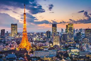 £999pp (from World Choice Sports) for a 7-night Tokyo break including return flights and a tour to Mount Fuji!