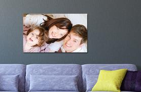 £12.99 instead of £53.99 (from Your Perfect Canvas) for a personalised A1 canvas - save a picture-perfect 76%