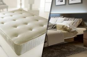 £89 instead of £449 (from Fishoom) for a single orthopaedic mattress, £119 for a double or £139 for a king size - save up to 80%