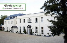 £89 (at Eastclose Country House Hotel, New Forest) for a 1nt stay for 2 people including breakfast and a 2-course dinner, £149 for 2nts - save up to 43%