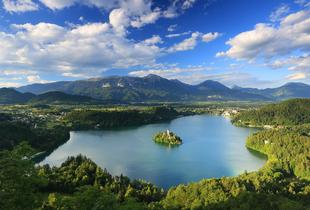 From £99pp (from Major Travel) for a 3-night Lake Bled break including return flights and breakfast - save up to 22%