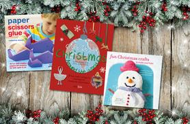 £17.99 instead of £33.98 (from Ryland Peters and Small) for a 3-piece Christmas activity book bundle - save 47%