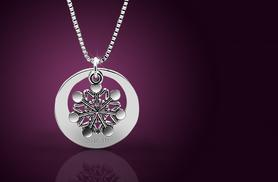 £9 instead of £50 (from Cian Jewels) for a personalised Christmas necklace - save 82%