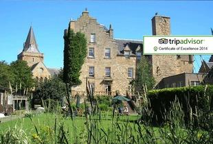 £49 (at Dornoch Castle Hotel, Sutherland) for a 1nt break for 2 inc. breakfast, whisky and shortbread on arrival, or £99 for 2nts - save up to 51%