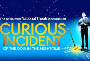 From £89pp (from OMGhotels.com) for a London stay with breakfast and a top level ticket to see 'The Curious Incident of the Dog in the Night-Time' in the West End!
