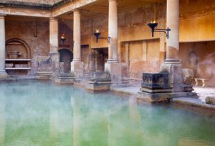 £89pp (from OMGhotels.com) for an overnight Bath stay with breakfast and entrance to the Roman Baths, £99pp for a 4* upgrade - save up to 40%