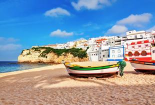 From £89pp (from Tour Center) for a three-night all-inclusive Algarve break with flights, from £169pp for five nights, or from £239pp for seven nights - save up to 25%