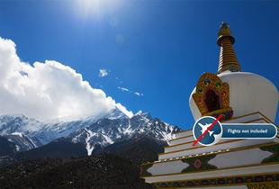 £399pp instead of £538pp (from Earthbound Expeditions) for a nine-day Nepal adventure including yoga and daily breakfast - save up to 26%