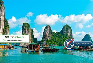 From £599pp (from Hoi An Express) for a 14-day Vietnam and Cambodia tour in 3* accommodation, from £779pp in 4* or from £1109pp in 5* - save up to 69%